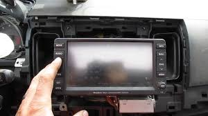 2008 mitsubishi lancer multi communication system youtube