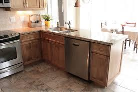 Granite Countertop  Forever Cabinetry Wood Backsplash Ideas Black - Backsplash tile ideas for granite countertops
