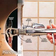 how to install a bathtub faucet replacing bathtub faucet handles home design ideas and pictures