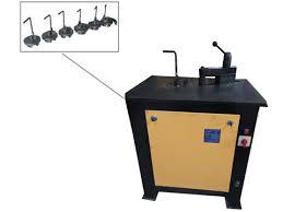 wrought iron bending machine reputable manufacturer ellsen machinery
