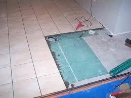 Installing Ceramic Tile Floor Radiant Heat Tile Floor Installation Heated Floors Cost Gallery