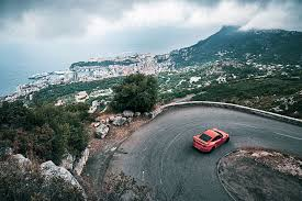 porsche rally porsche 911 gt3 rs on the monte carlo rally trail car february