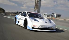 nissan leaf electric car review nissan leaf nismo rc racer video update
