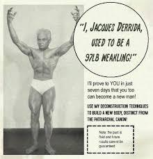 Jacques Meme - the tenants of colson hall jacques derrida unlikely meme