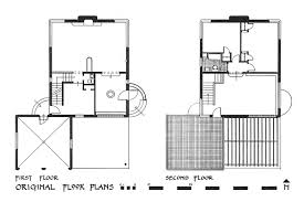 Plan Of House Fassin Valenti House