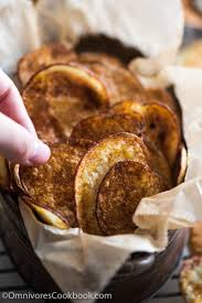 Cape Cod Russet Potato Chips - baked potato chips with chinese bbq spice mix omnivore u0027s cookbook
