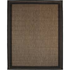 Outdoor Rug Lowes by Balta New Haven Brown Woven Area Rug Lowe U0027s Canada Lowes Outdoor