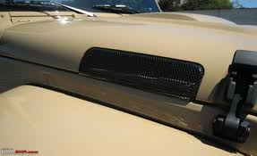 jeep hood vents hood vents do they work in lowering temperature team bhp