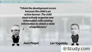 differences between piaget u0026 vygotsky u0027s cognitive development