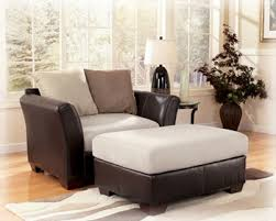 Loveseat With Ottoman Sofa Mesmerizing Loveseat Chair And A Half 0048505 G 3851