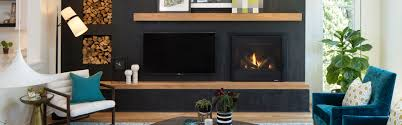 slimline series gas fireplace heat u0026 glo