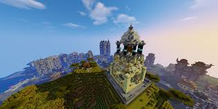 Mincraft Maps Valcour City