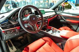 Bmw X5 Interior - 2015 bmw x5 m x6 m first look motor trend