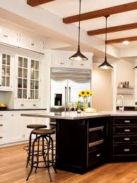 Distressed Black Kitchen Island Black Distressed Island Houzz