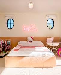 bedroom khloe kardashian home house inside decpratio