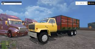 Gmc Dump Truck For Fs 2015 Farming Simulator 2017 2015 15