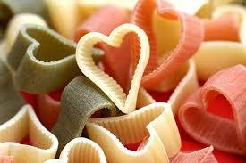 cuisine pates papier peint cuisine pâtes en coeur izoa