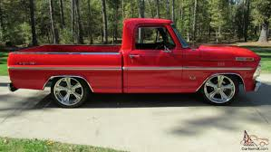 1963 ford f100 unibody restomod well done beautiful condition very