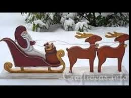Free Wood Carving Patterns For Christmas by Christmas Wood Crafts Patterns Youtube