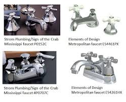 Retro Bathroom Faucets Comparing Strom Plumbing S Mississippi Vs Bathroom Faucets And Fixtures