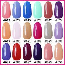 aliexpress com buy nail gel polish 240 fashion color long