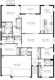 Ideal Homes Floor Plans Monroe Ii By Lennar Homes 1 Story 3 Bedrooms Library Office