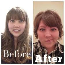 before and after short hair styles of chubby faces fat girls short hair yes haircuts pinterest girl short