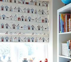 Shabby Chic Kitchen Blinds Children U0027s Blackout Roman Blinds Duvet Bedding And Fabric