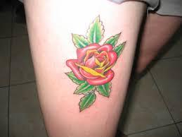 tattoo mini rose tattoo nice girls