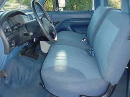 F150 Bench Seat Replacement 1993 F150 Series Trucks Before 1997 Seat Covers Precisionfit