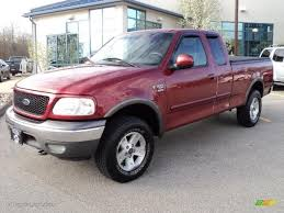 ford f150 xlt colors 2002 toreador metallic ford f150 xlt supercab 4x4 48581651