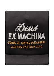 house ex machina deus ex machina house cap
