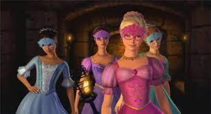 barbie musketeers cartoon comic images