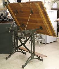 Drafting Tables With Parallel Bar 16 Best Antique Drafting Tables Images On Pinterest Antique