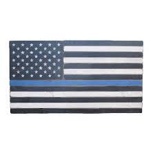San Jose Sharks Flag Thin Blue Line