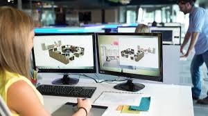 Interior Designer Company Rieke Office Interior Planning And Design Services Chicago
