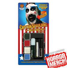 captain spaulding costume house of 1000 corpses capt spaulding makeup costume