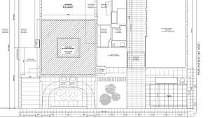 432 park avenue floor plans new york usa floor plan for ground floor showing retail space on south east