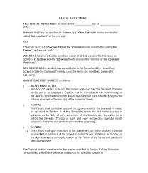 rental agreement letter template cover letter lease termination