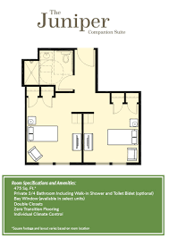 facility floor plan assisted living facility floor plans in arizona