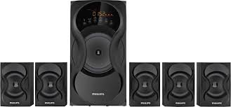 philips 5 1 home theater buy philips in spa5160b 94 bluetooth home audio speaker online