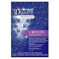 amazon com crest 3d white stain shield 5 minute touch ups teeth