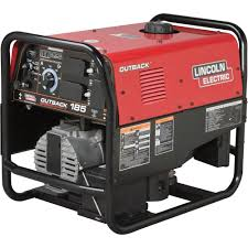 free shipping u2014 lincoln electric outback 185 welder generator with