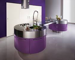 purple kitchen cabinets kitchen ideas aubergine coloured kitchen accessories kitchen