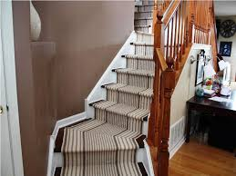 how to install carpet runner over carpet ideas benefit of stair