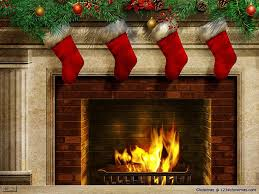 christmas stockings wallpapers for free download