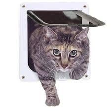 Exterior Cat Door Moost Cat Door 4 Way Locking Pet For Interior Doors Exterior With