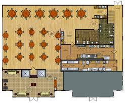 hawaiian restaurant 1st floor finish floor plan aesthete designs