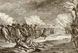 shot heard round the world start of american revolution 1775