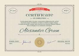 Certificate Psd Template certificate template psd pertamini co